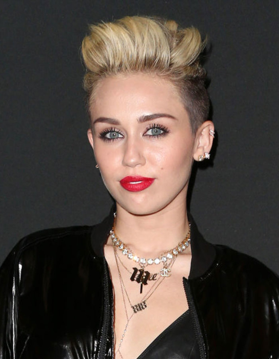 DO NOT USE: Miley Cyrus Photo