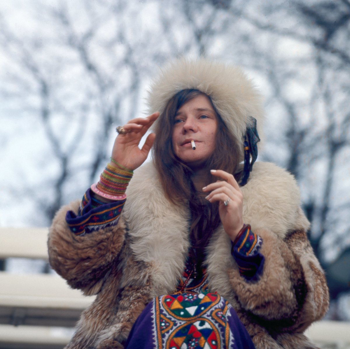 The 27 Club: When rocker Janis Joplin died of an overdose of heroin and alcohol in October 1970, she left money in her will for a party to be thrown in the event of her death. Brownies laced with hashish were passed around for mourners to enjoy.