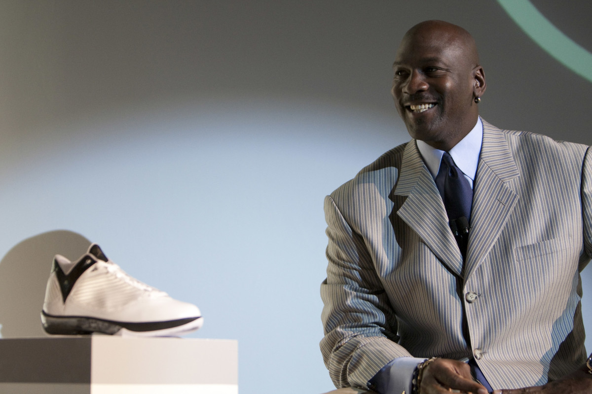 Million Dollar Ideas: In 1985 basketball legend Michael Jordan's Air Jordan sneaker launched a global trend in creatively constructed athletic shoes and made Nike more than $1 billion in sales. One of the most marketed sports figures in history, Jordan makes an estimated $40 million a year in product endorsements alone. (Photo: WireImage)
