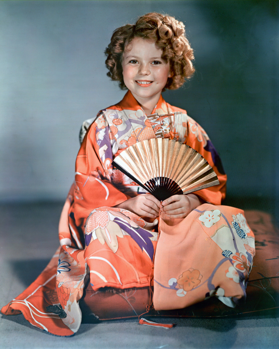 Actors Turned Politicians: Born in 1928, Shirley Temple was the original child star. She won over Depression-era audiences with her doll-like looks and cute song-and-dance routines.