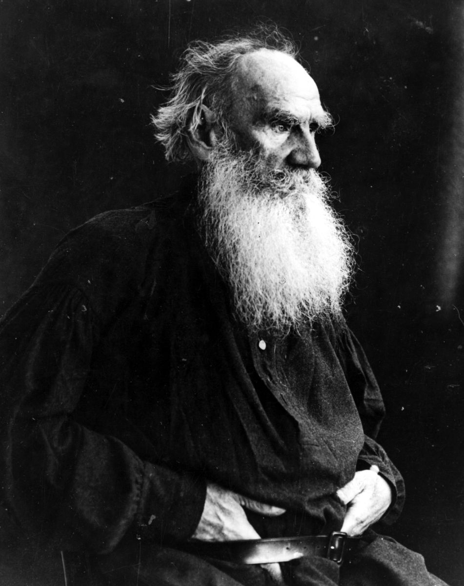 writing the world leo tolstoy and war and peace com fantastic facial hair count leo nikolayevich tolstoy 1828 1910 russian