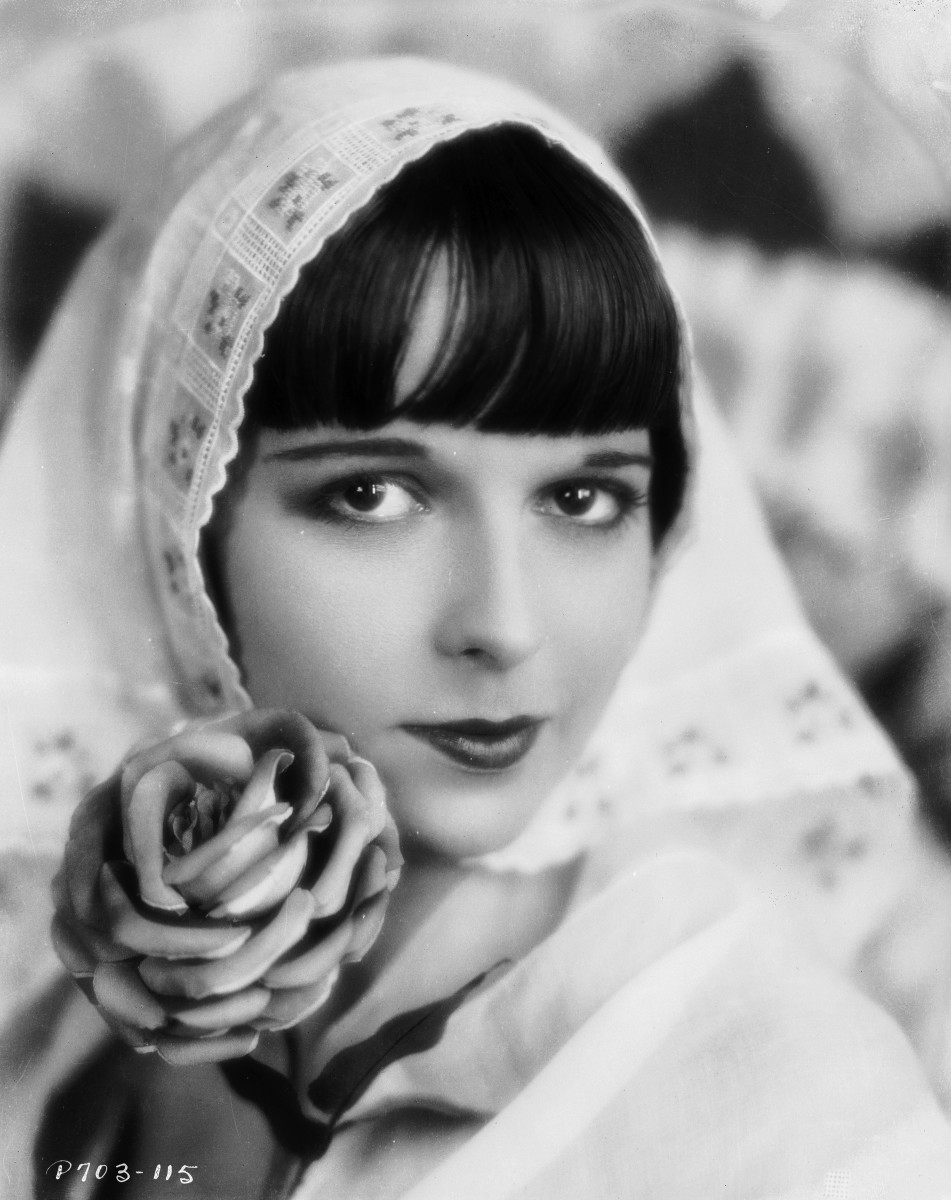 Famous silent film actors and actresses