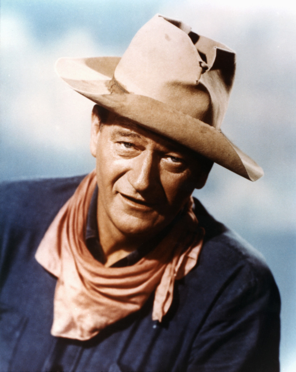a biography of john wayne an actor Here are 10 things we learned about the oscar-winning actor from an impressive biography by scott eyman john wayne cheated at chess  was livid when beaten by wayne) and the actor had a .