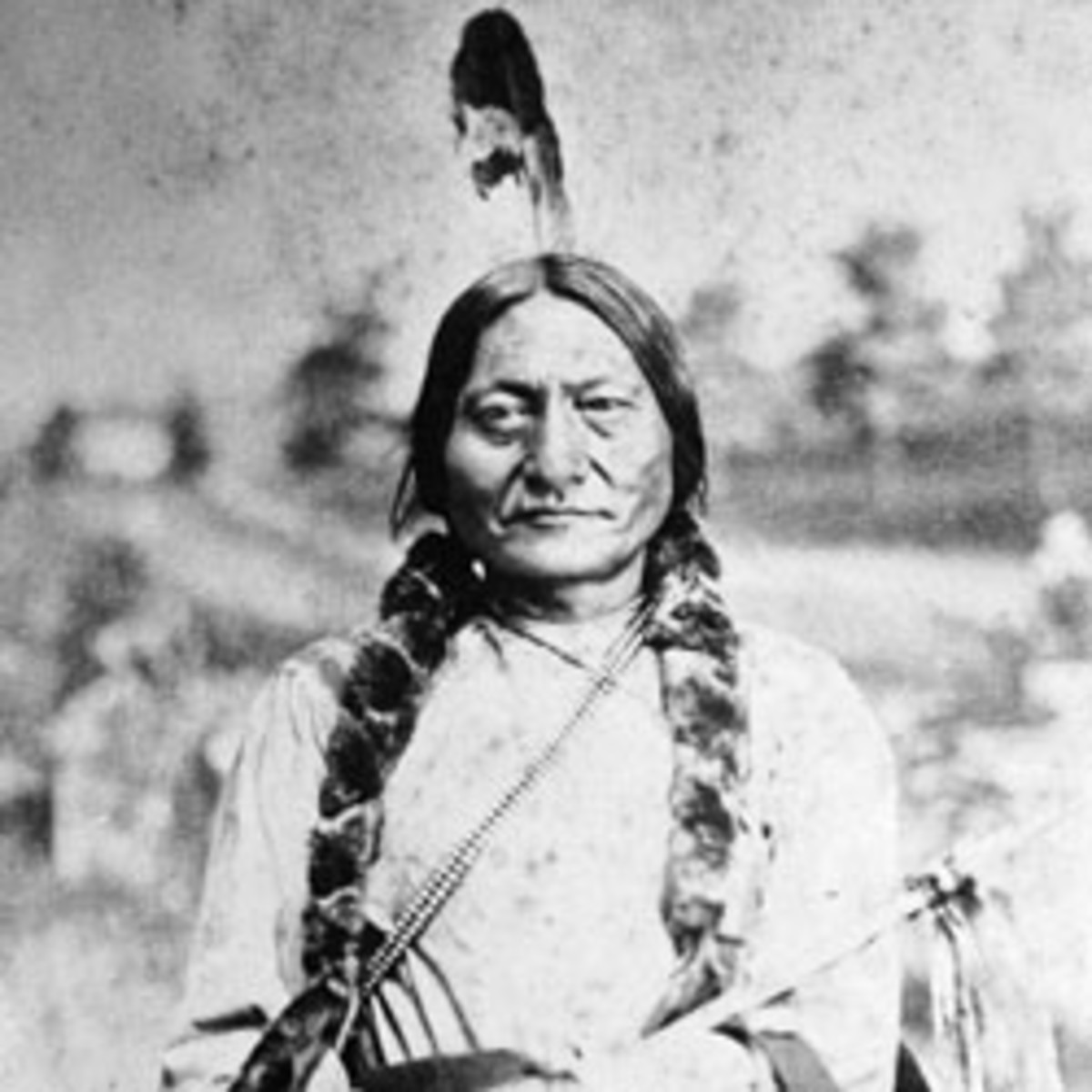 Sitting Bull (Photo: O.S. Goff/Hulton Archive/Getty Images)