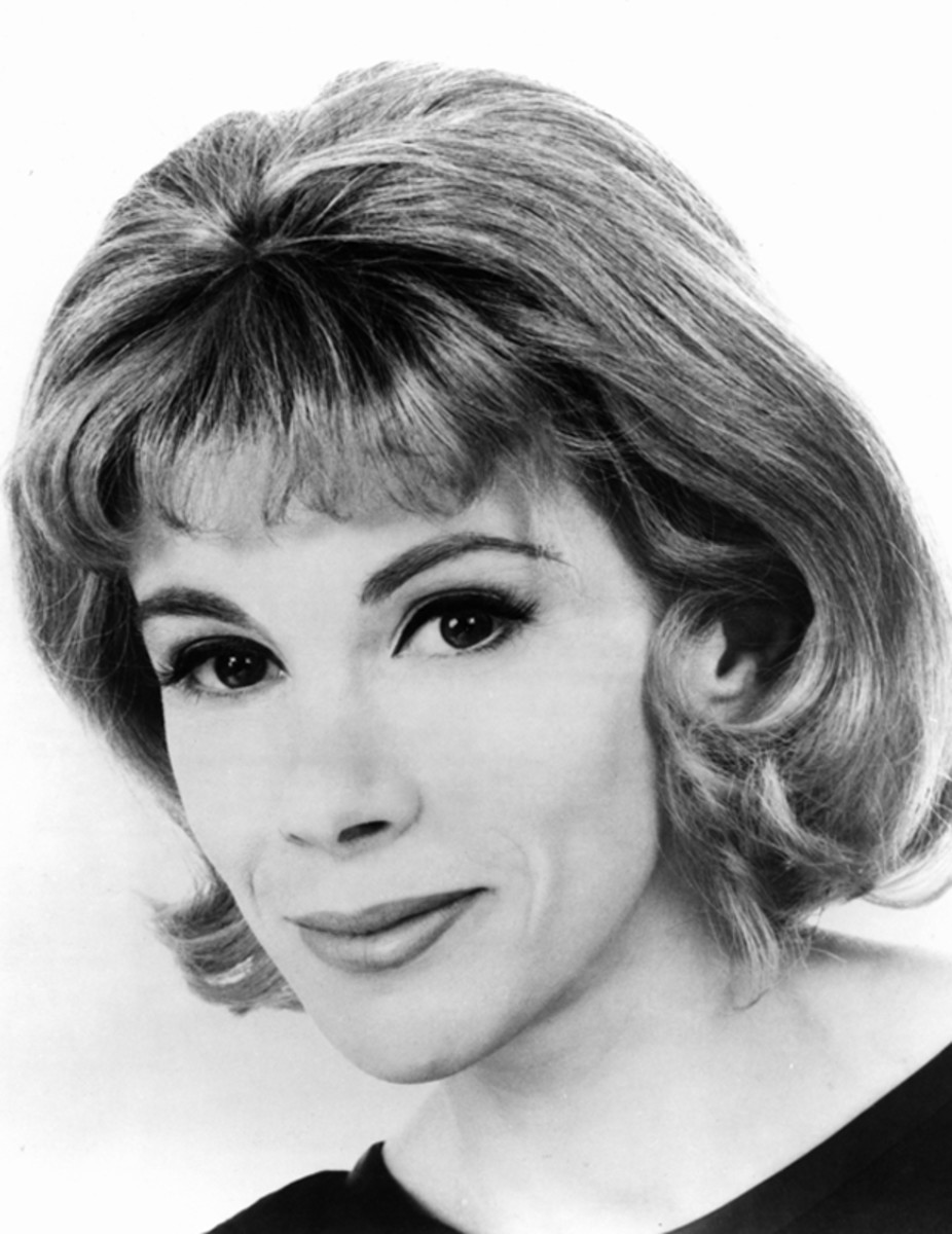 Portrait of Joan Rivers circa 1967 (Getty)