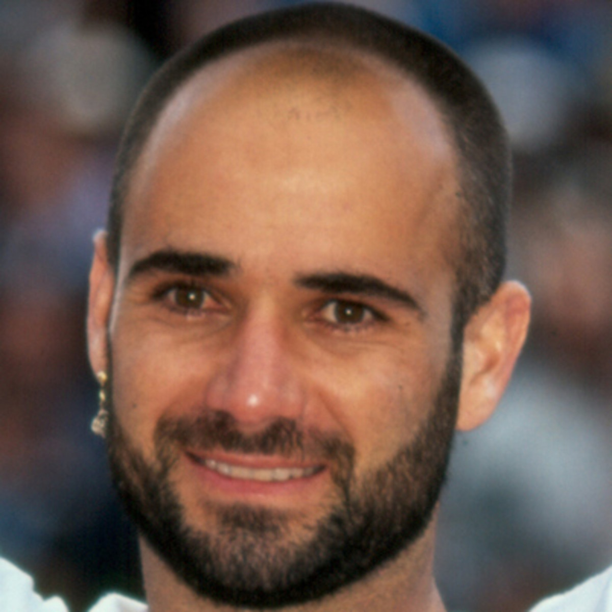 Andre Agassi Tennis Player Biography
