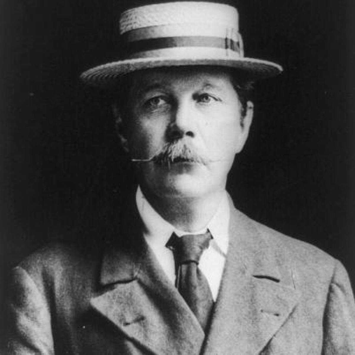 Sir Arthur Conan Doyle: The author of Sherlock Holmes and not only
