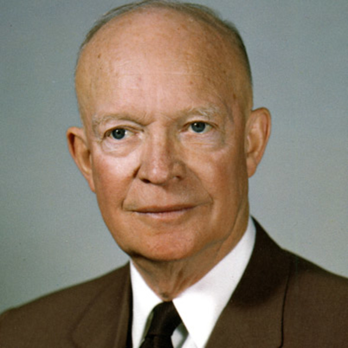 A biography and life work of american president dwight eisenhower