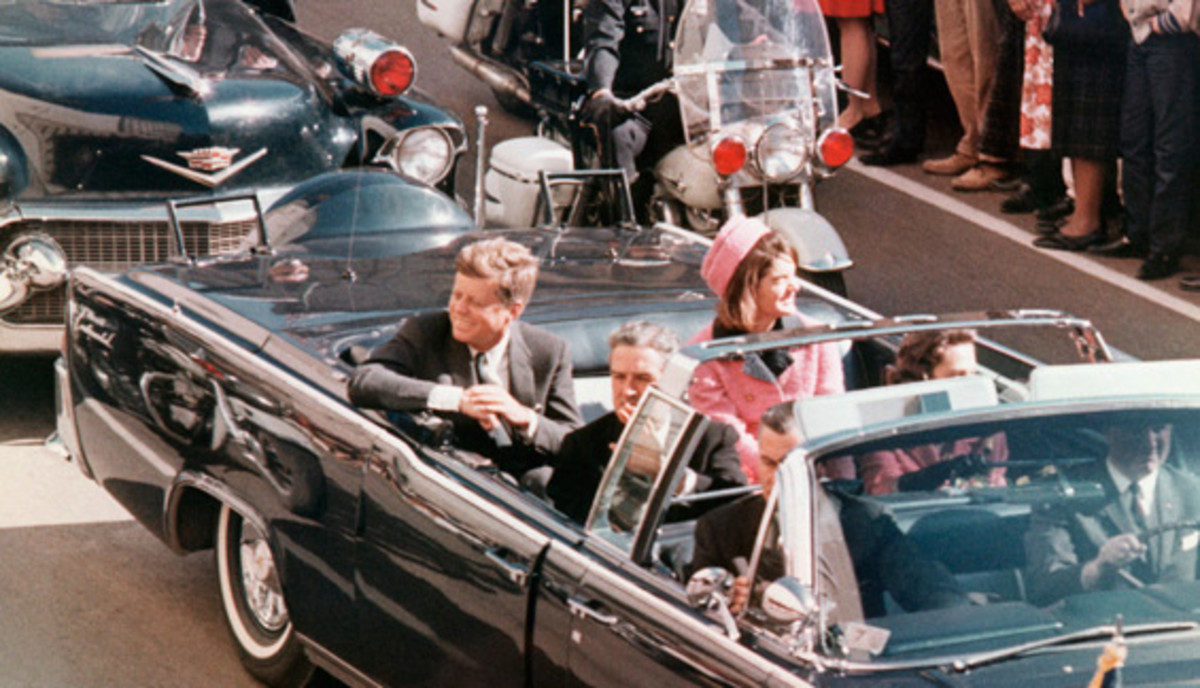 John F. Kennedy: There are a plethora of assassination theories regarding the assassination of John F. Kennedy. Such theories began to be generated soon after his death and continue to be proposed today. Many of these theories even propose a criminal conspiracy being involved.