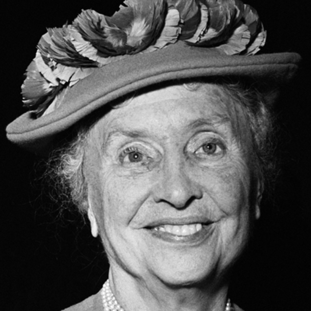 Portrait of blind American author and educator Helen Keller (1880 - 1968), 1955. (Photo by Fred Stein Archive/Archive Photos/Getty Images)