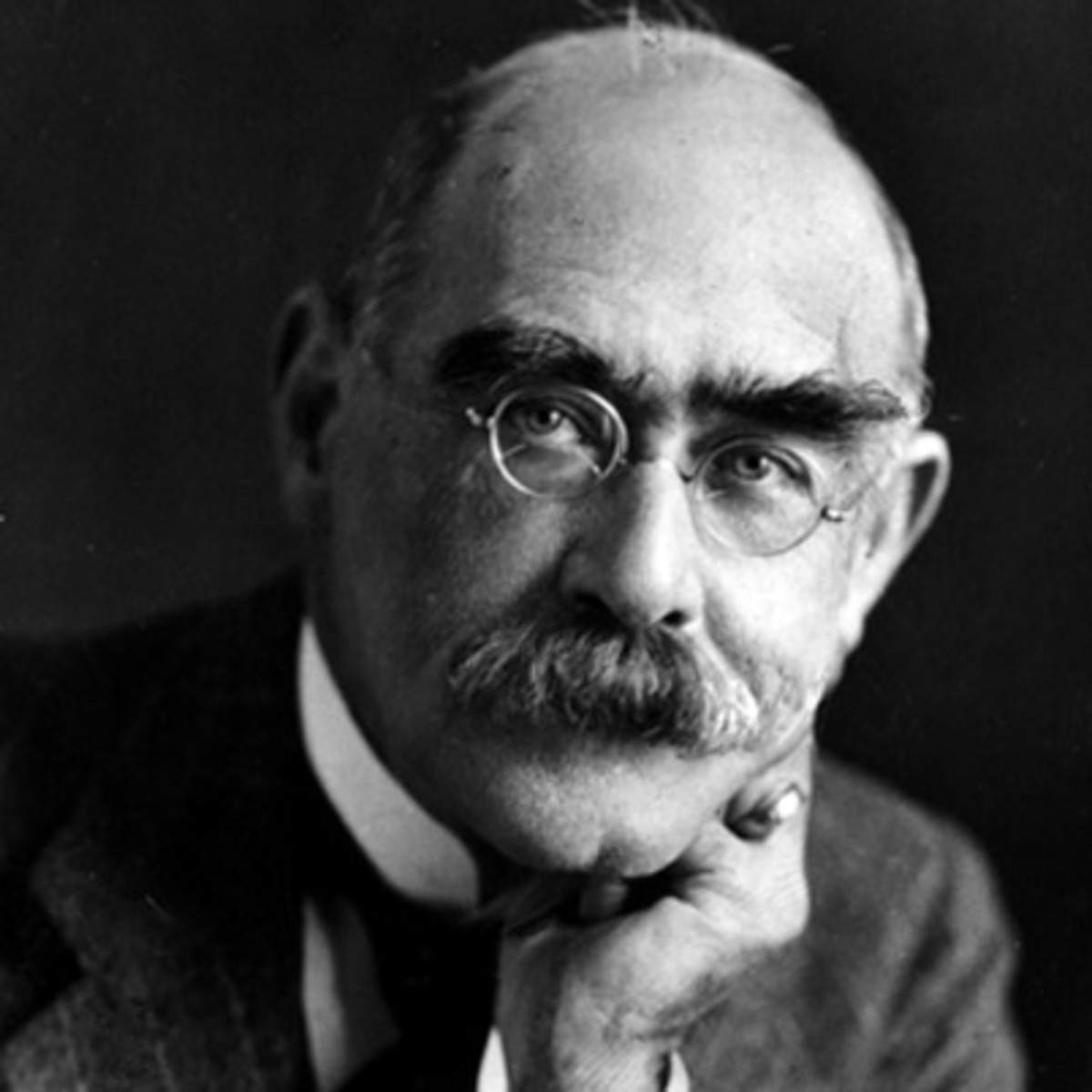 rudyard kipling poet writer journalist author biography