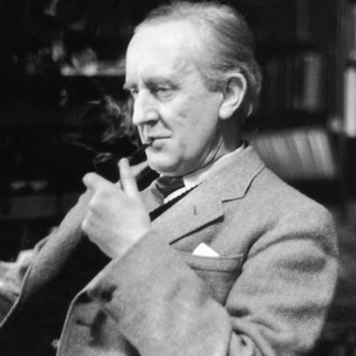 jrr tolkien essays jrr tolkien author linguist biographycom