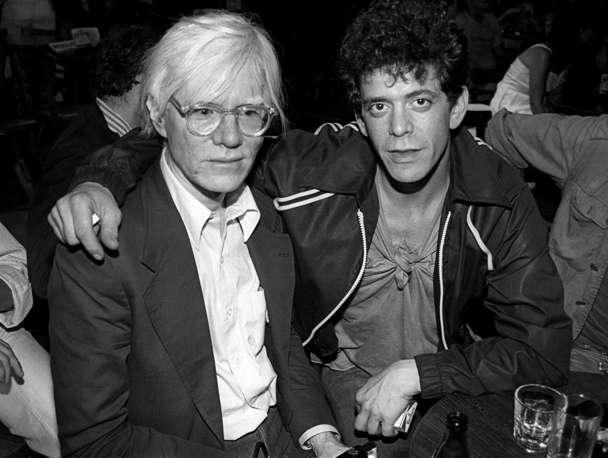 "Andy Warhol: Lou Reed formed the Velvet Underground and within two years, Andy Warhol became the band's manager.  Under Andy's wing, The Velvet Underground became one of the most influential musical acts of all time. Years later, Reed composed a musical based on Warhol's book, ""The Philosophy of Andy Warhol."" He recalled that the songs ""fascinated, but horrified"" Warhol."