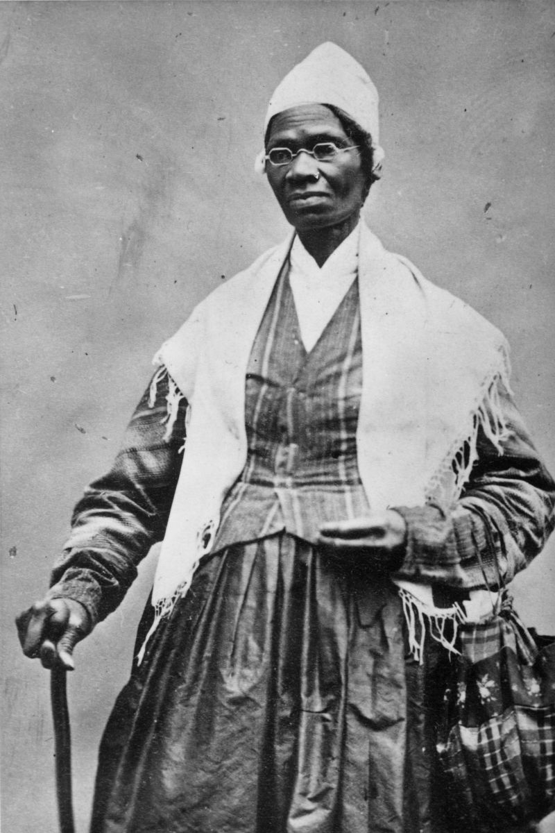 sojourner truth meets abraham lincoln on equal ground biography