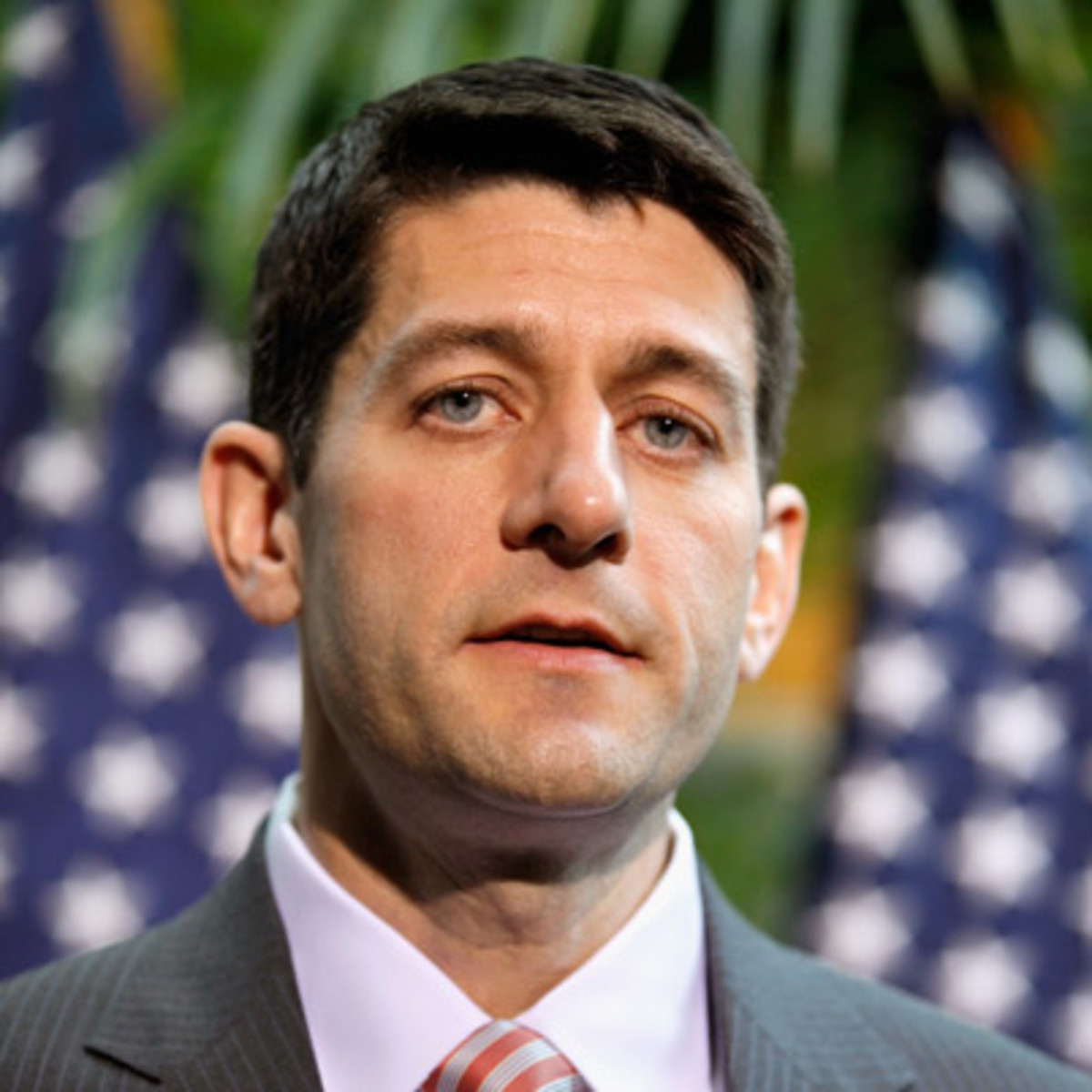 Paul Ryan in 2012 (Photo: Chip Somodevilla/Getty Images)