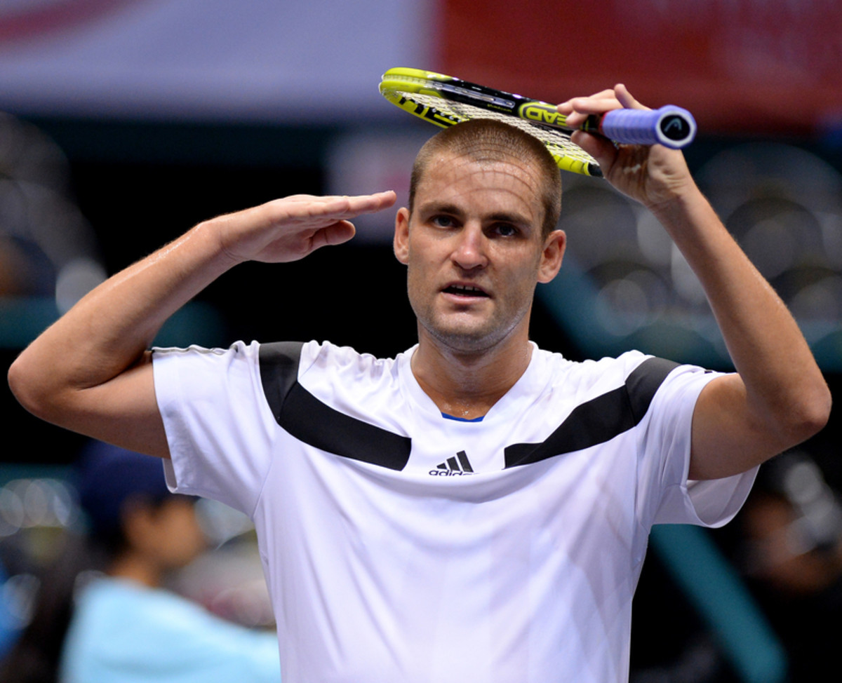 Mikhail Youzhny Photo