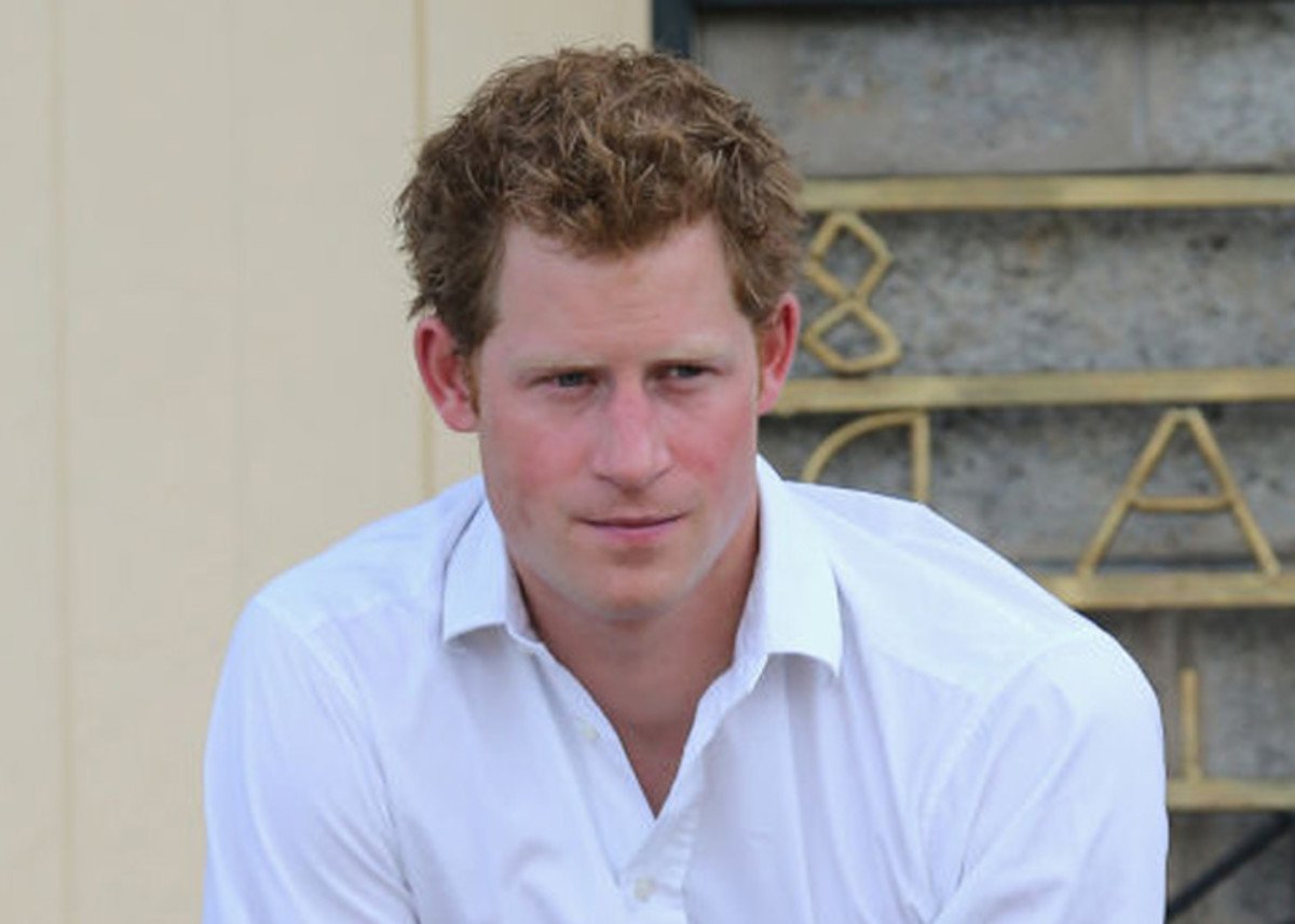 Prince Harry Photo