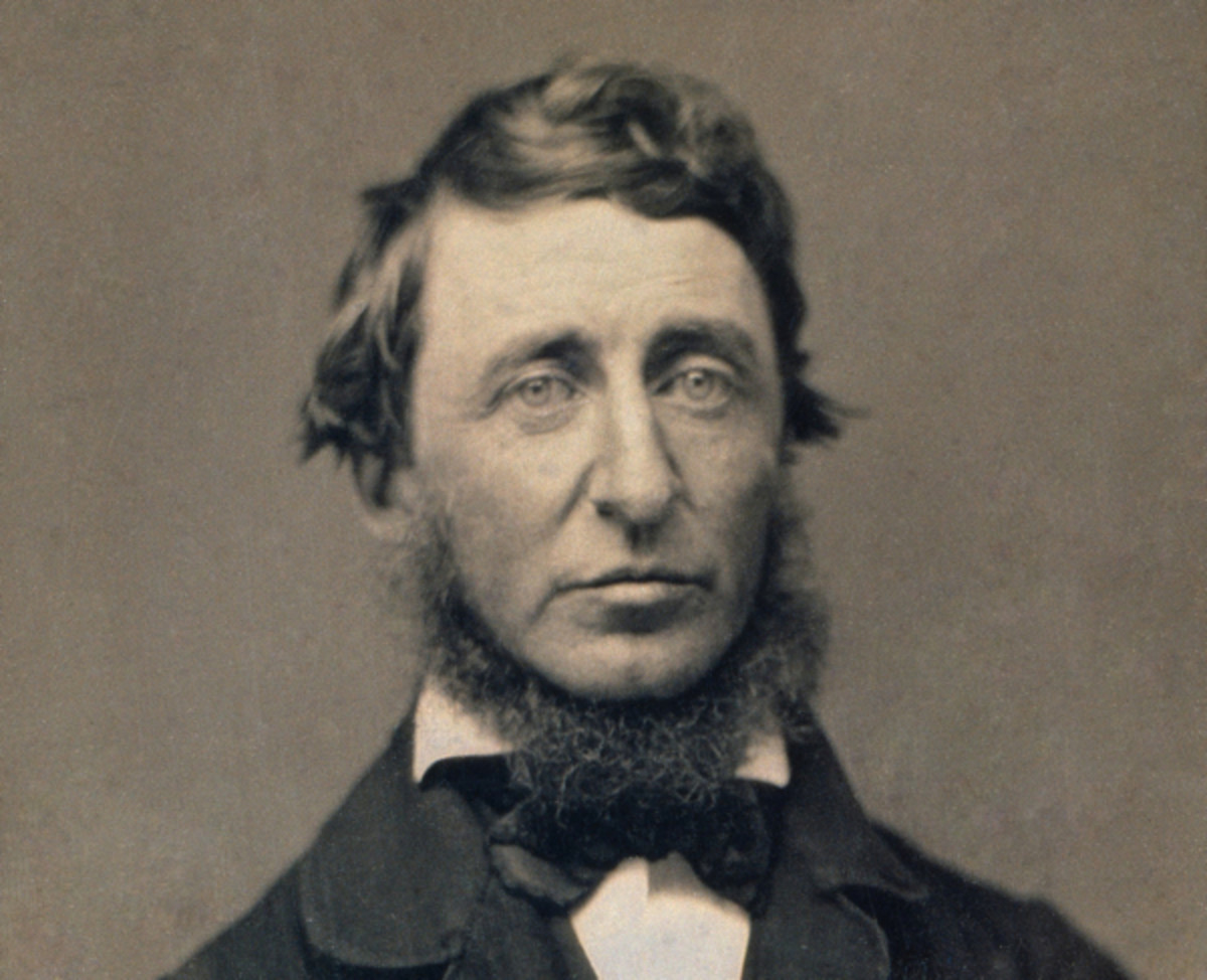 the life and works of henry david thoreau Henry david thoreau challenged popular thinking about life and society in works  such as his book walden and essay civil disobedience.