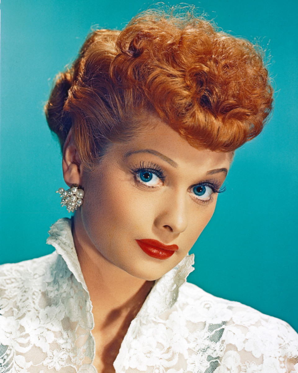 Lucille Ball Photo