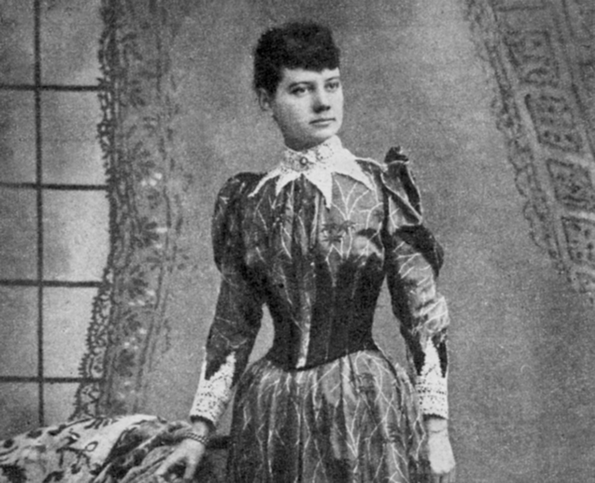 Nellie Bly Photo
