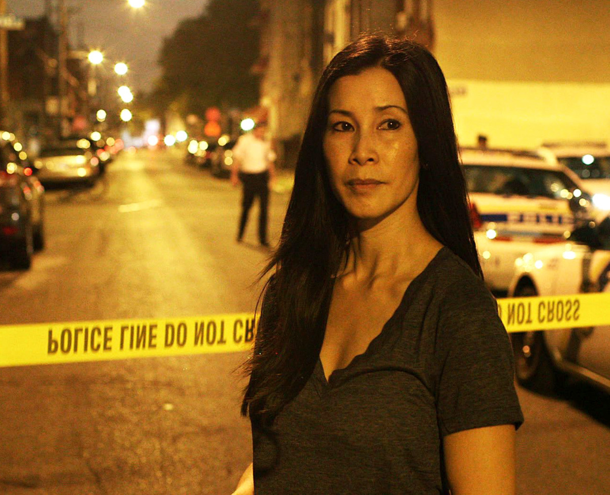 Lisa Ling in 'Our America's' 'Under the Gun' episode. (Photo: Courtesy of OWN)