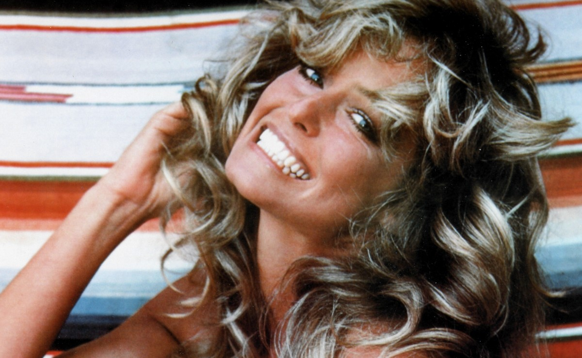 Farrah Fawcett nude photos 2019