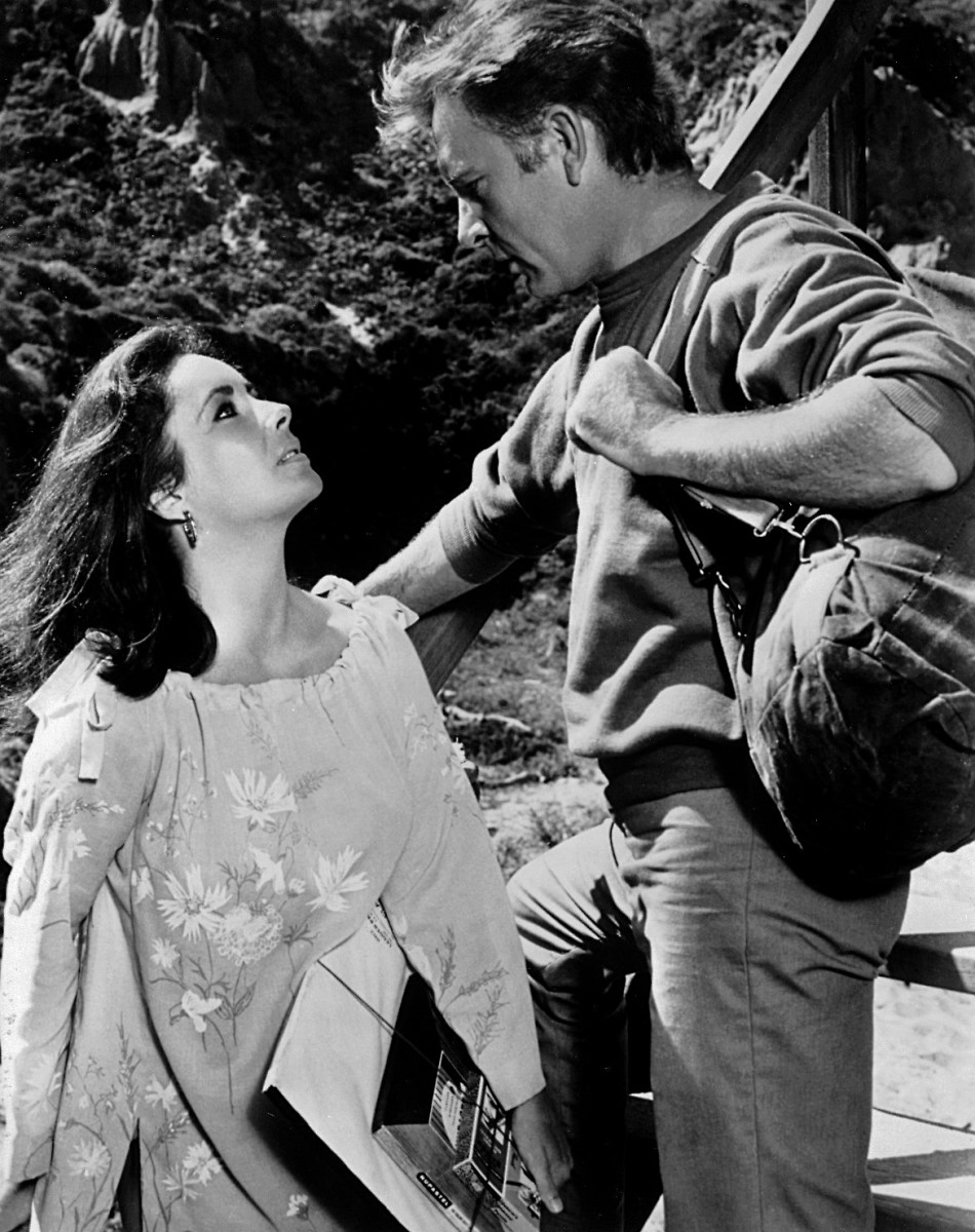 Elizabeth Taylor Richard Burton Photo