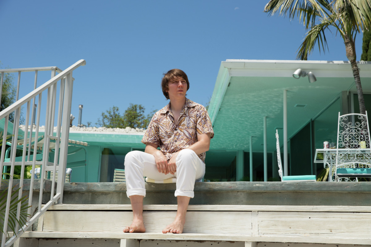 "Paul Dano portrays the younger Brian Wilson in ""Love & Mercy."" (Photo: TIFF)"