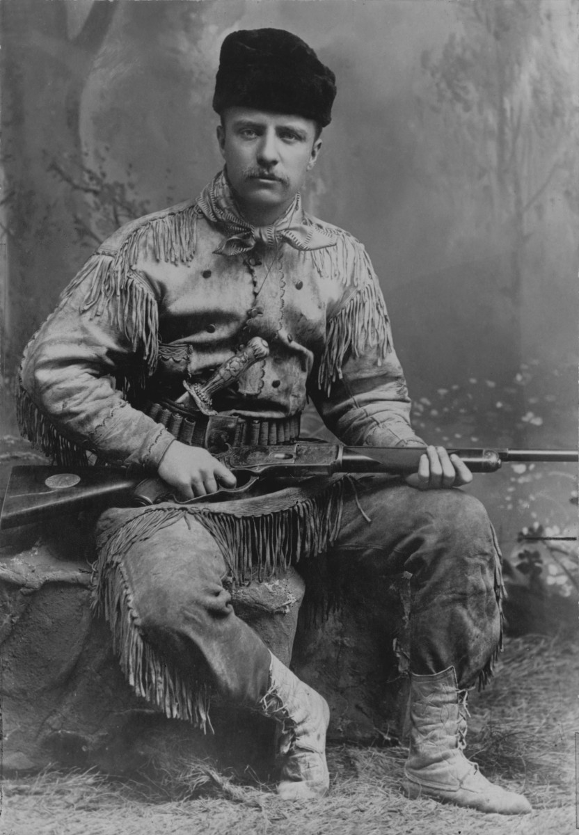 Theodore Roosevelt Photo