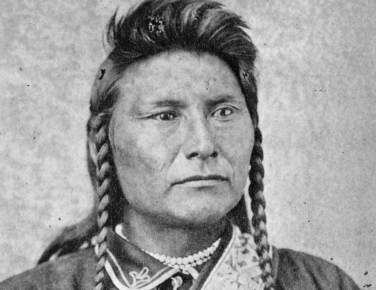 chief joseph in his own words biography com