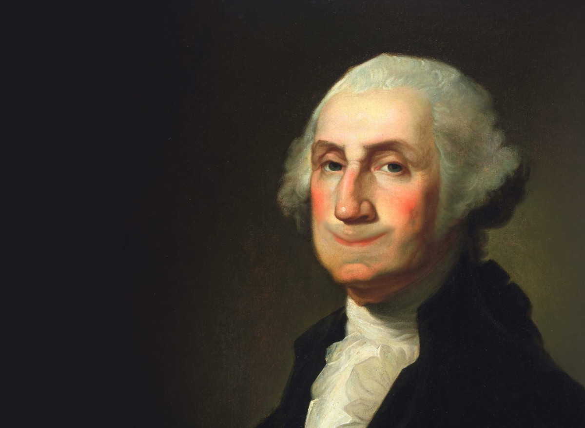 "the turning point in the life of george washington Portrait of george washington by charles willson peale  j hayes for his book ""george washington, a life in books,"" one of seven  a substantial turning point in placing slavery at the ."