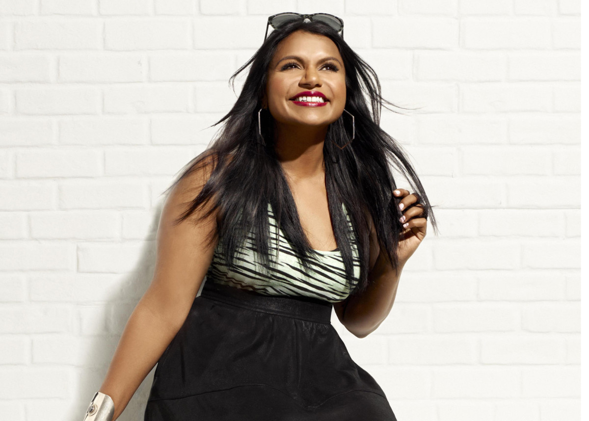 Mindy Kaling Photo