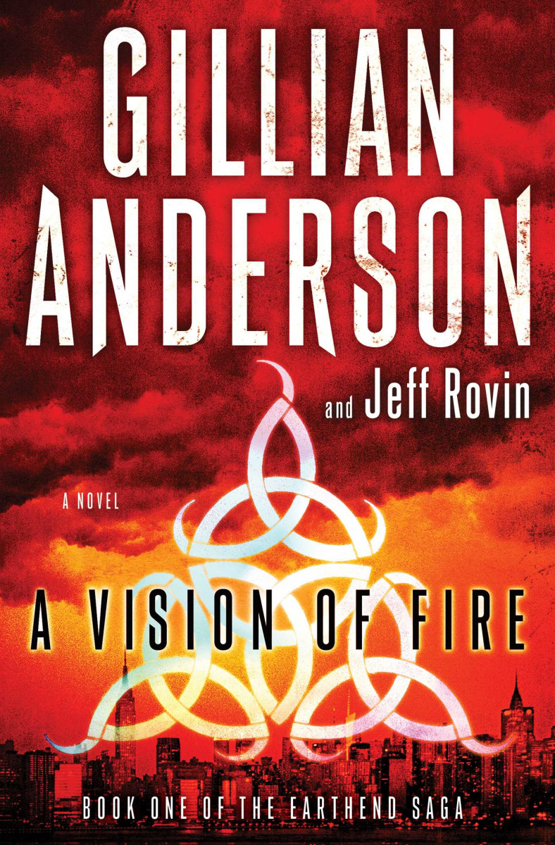 Vision of Fire Book Photo
