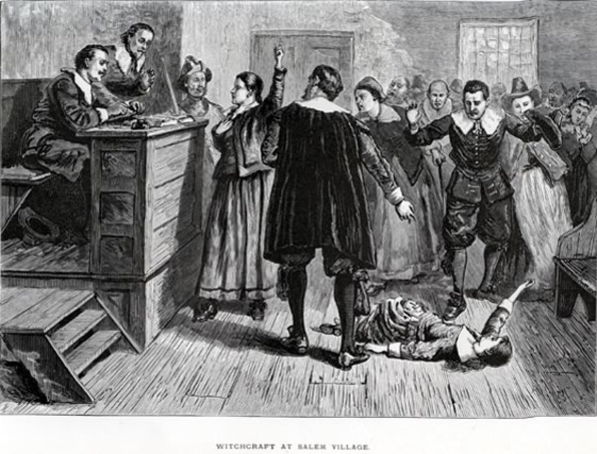 Salem Witch Trials Photo