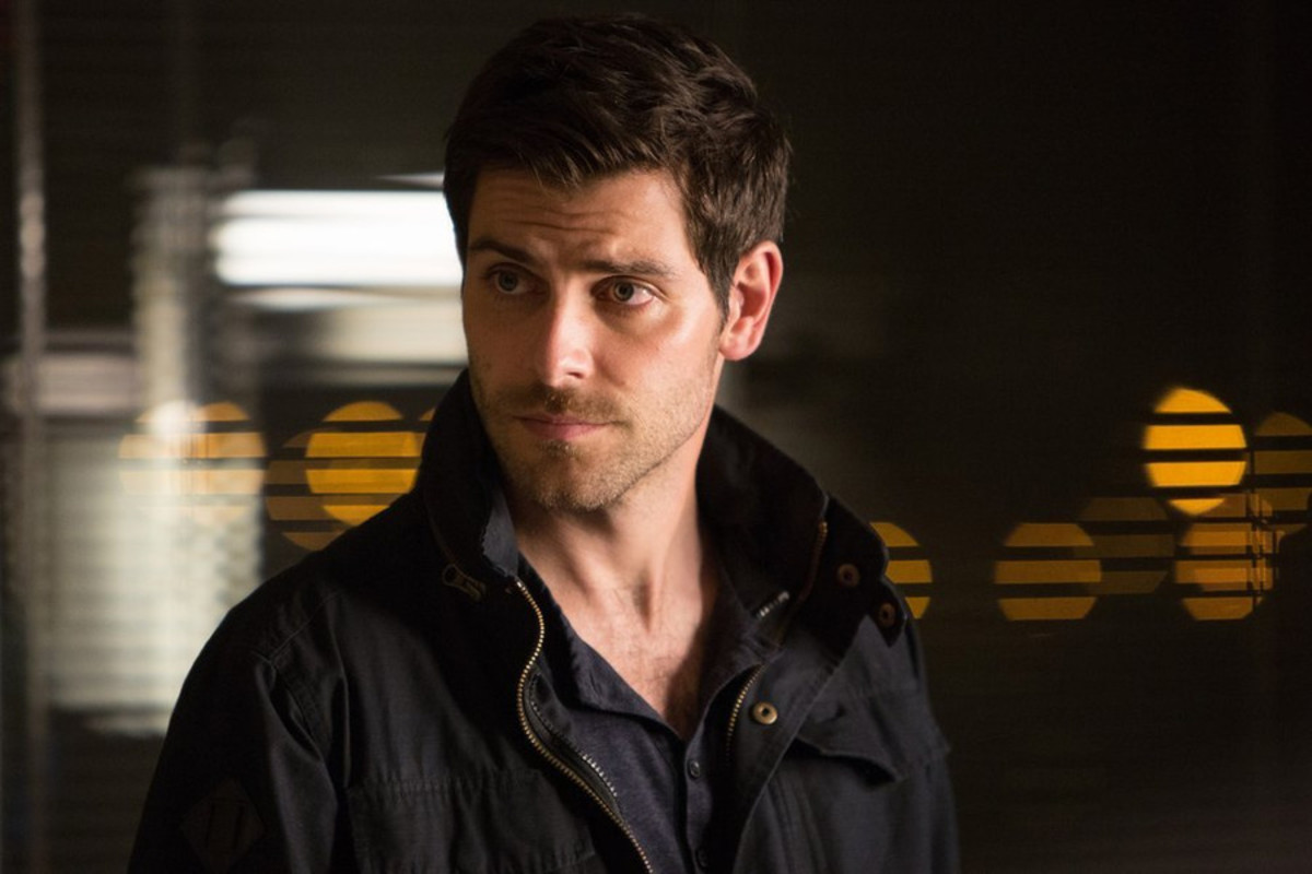 Grimm Nick Burkhardt Season 4 Photo