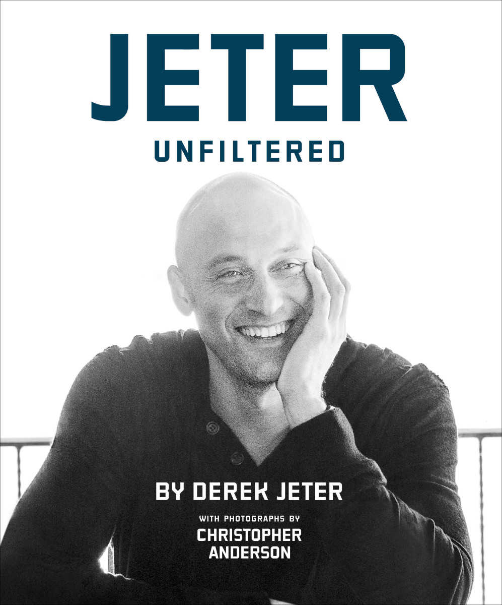 Derek Jeter Book Photo