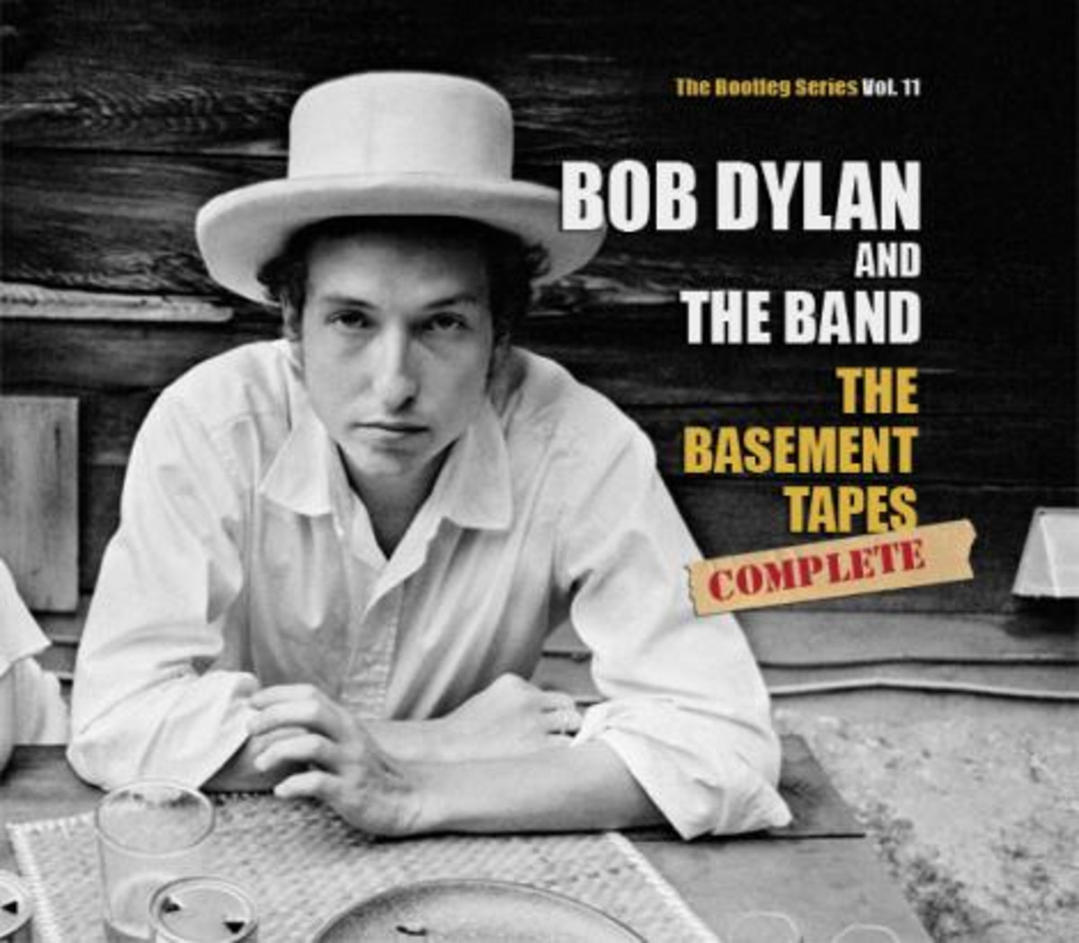 Bob Dylan Basement Tapes Cover Art