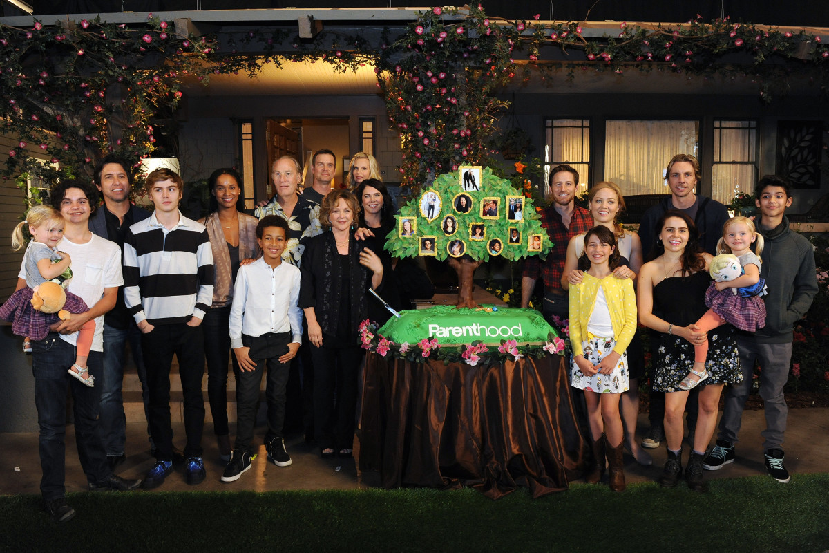 Parenthood 100th Episode Party Photo