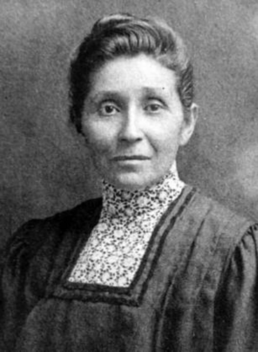 Susan La Flesche Photo