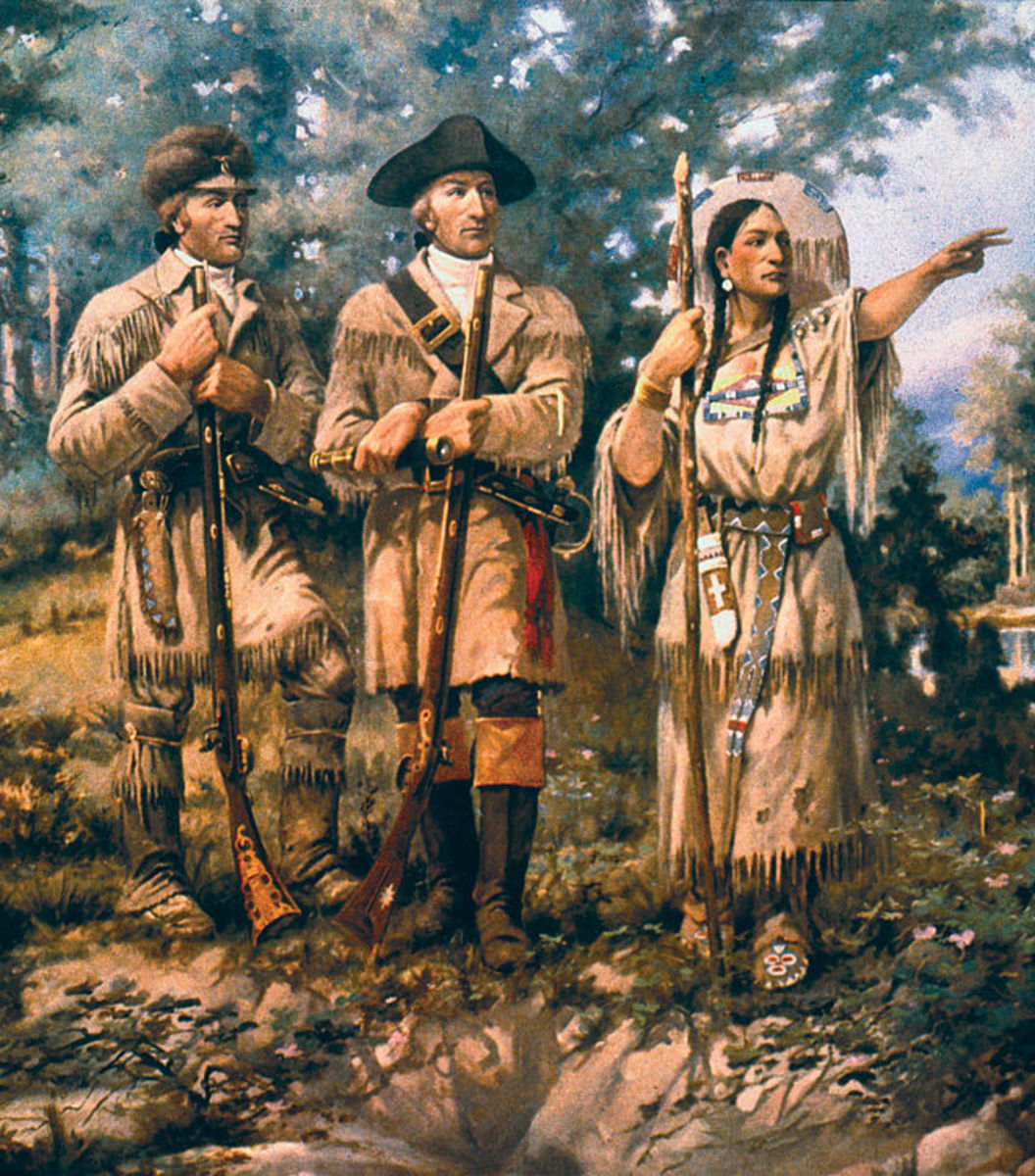 Sacagawea Photo