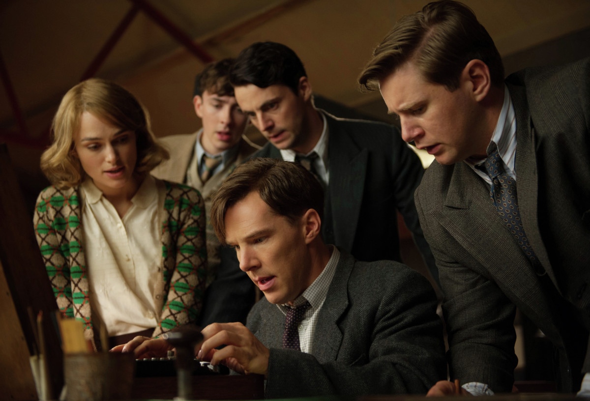 Imitation Game Photo