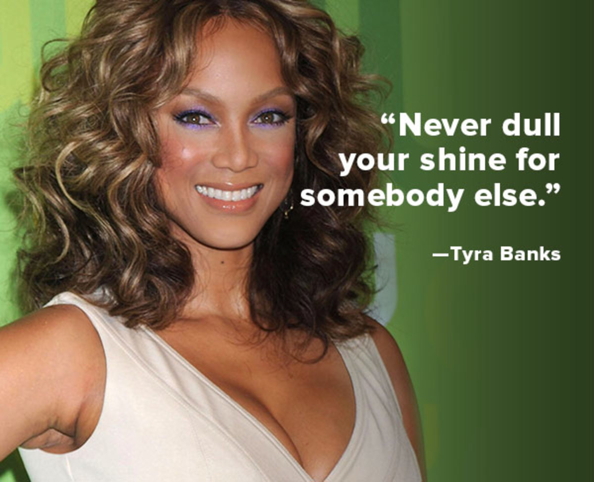 Tyra Banks quote