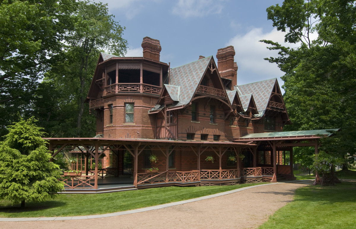 Mark Twain House and Museum Photo
