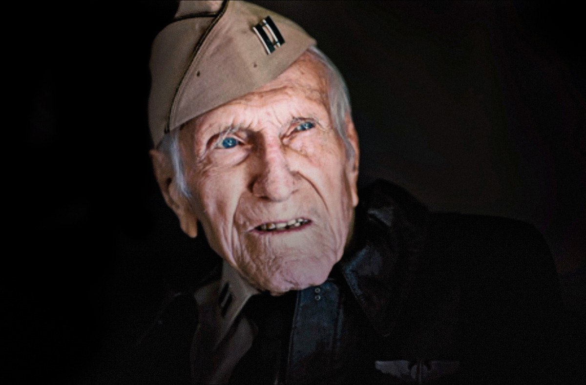 Louis Zamperini Photo