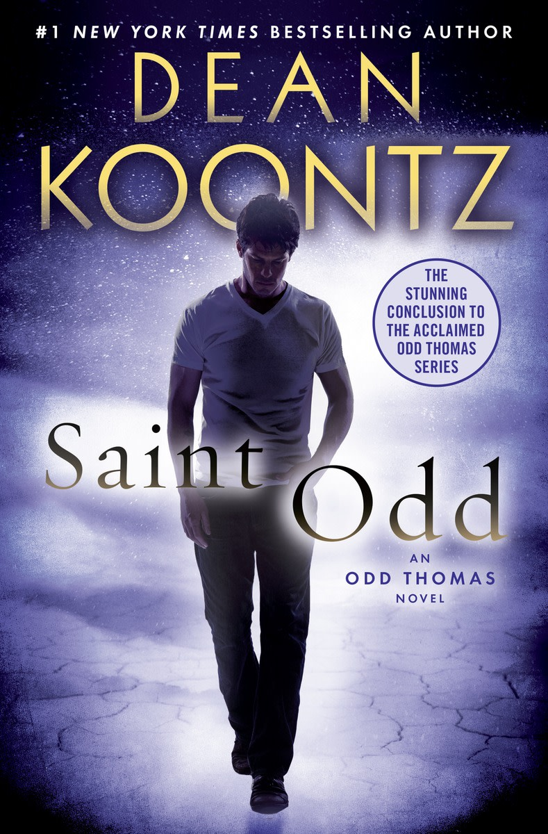 Dean Koontz Saint Odd Photo