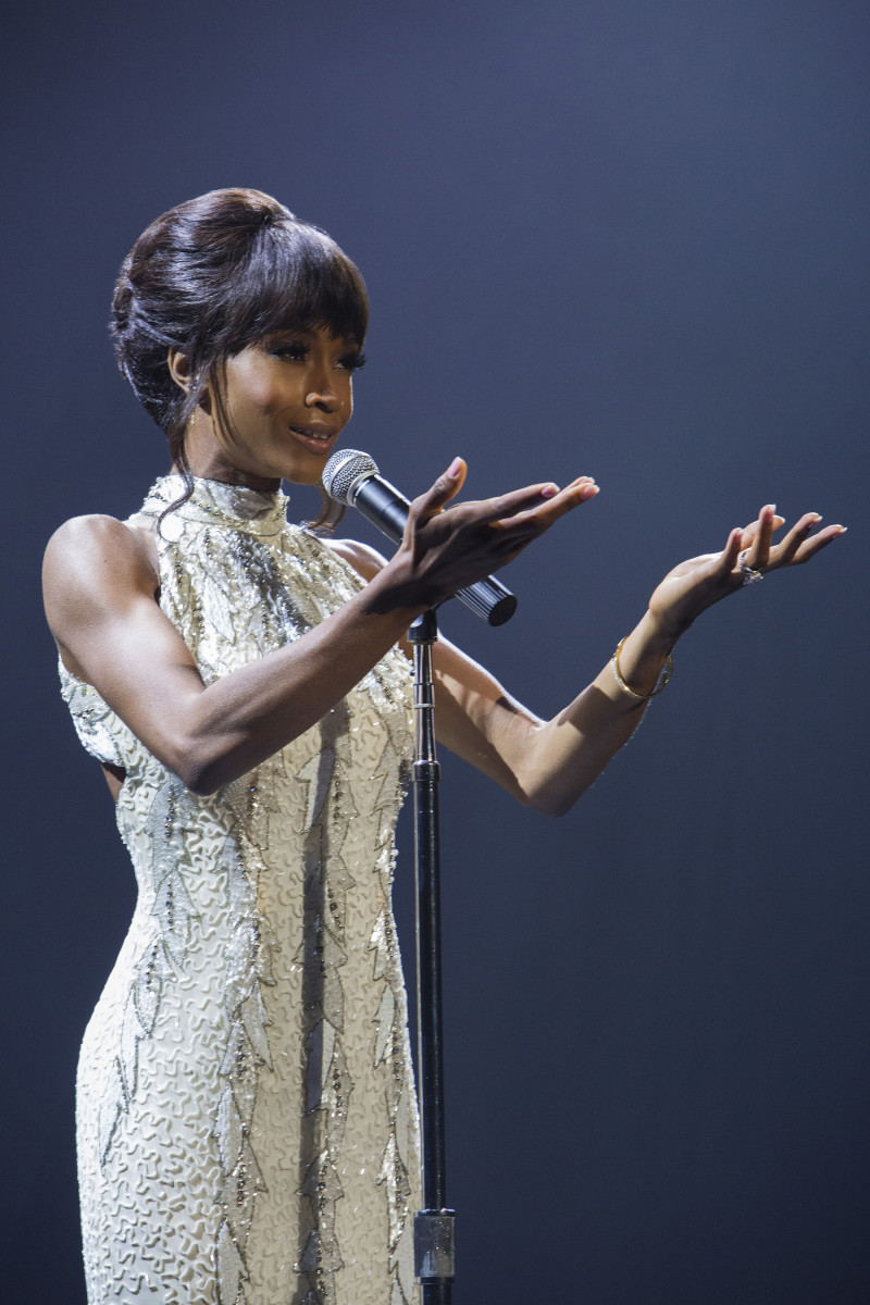Whitney Houston Lifetime Photo