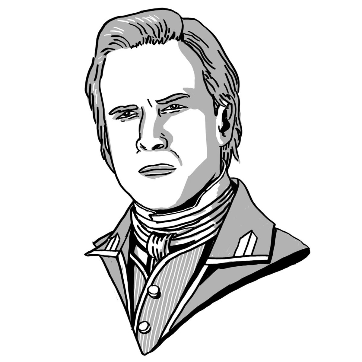 John Hancock Illustration