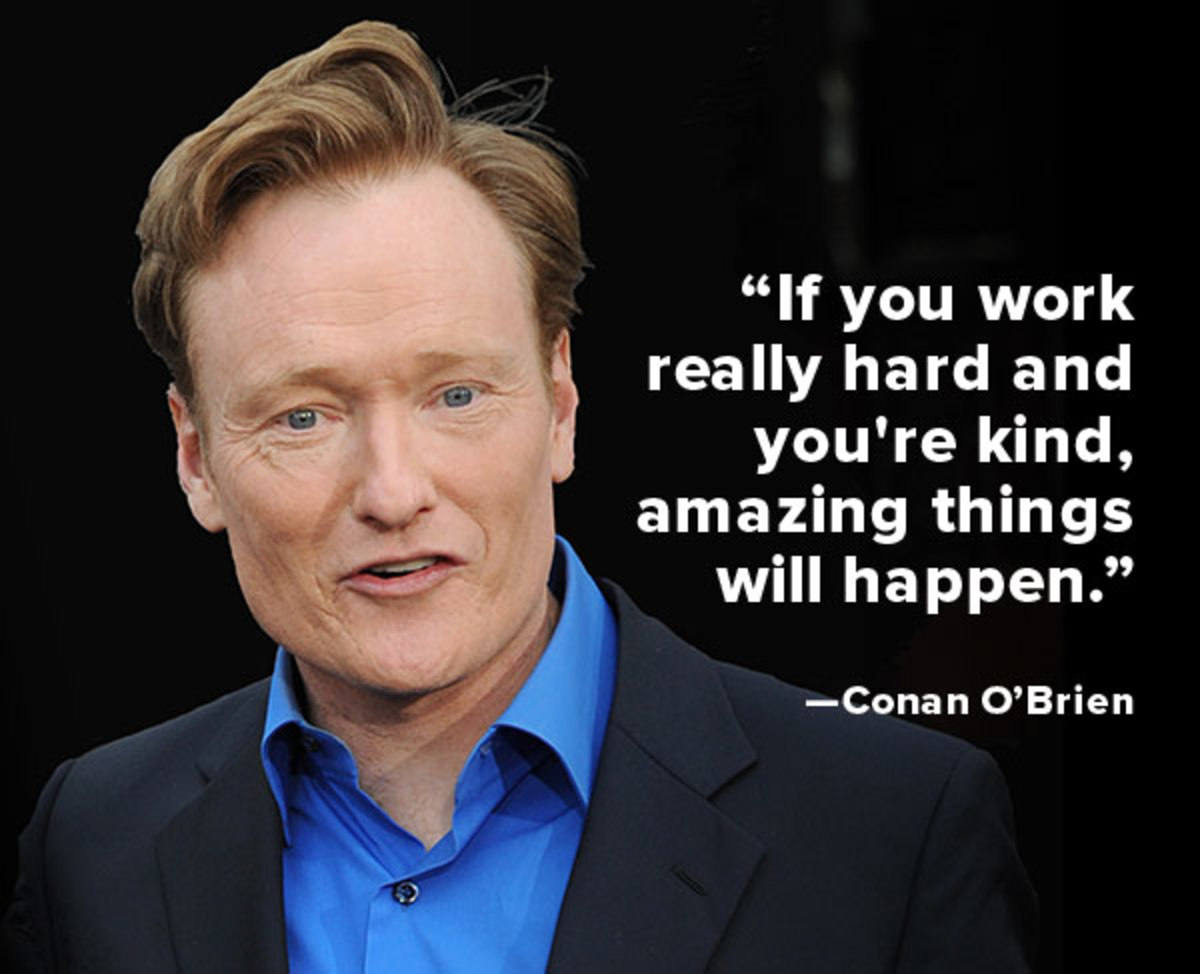 Conao O'Brien Photo