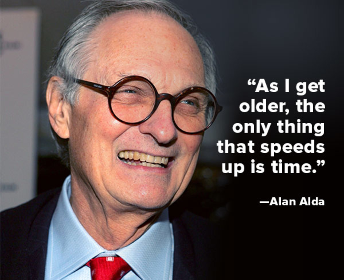 Alan Alda quote
