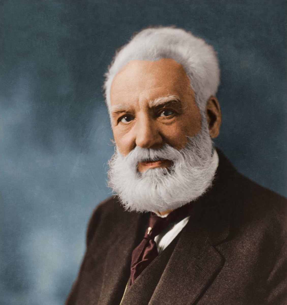 The biography of alexander graham bell